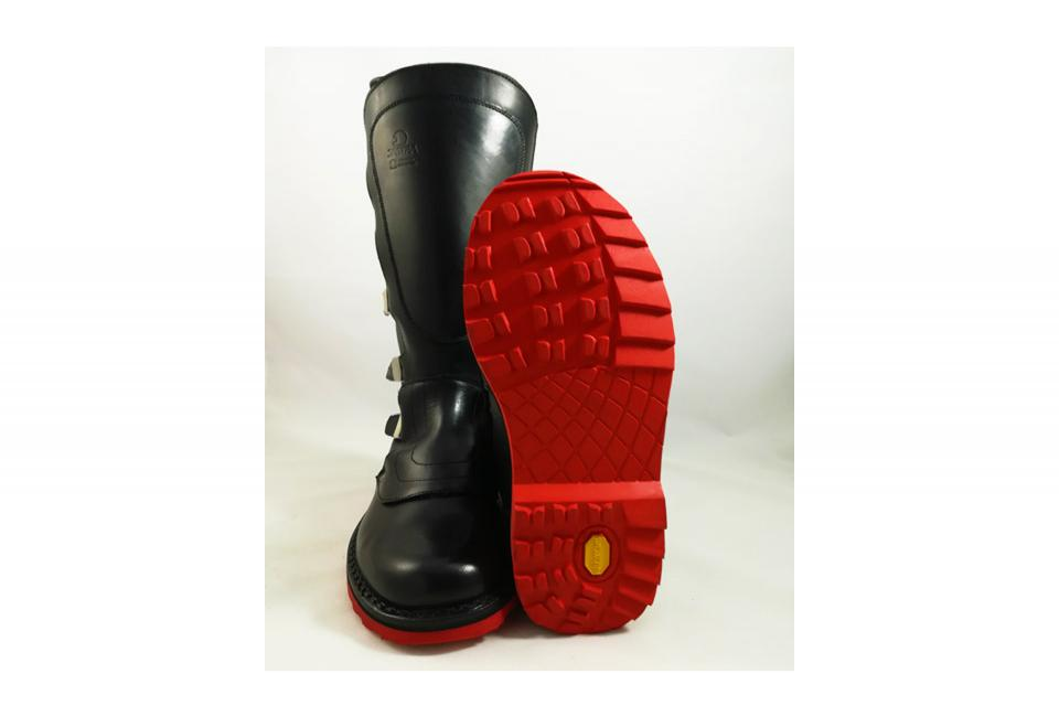 Dastra boots Five Buckles