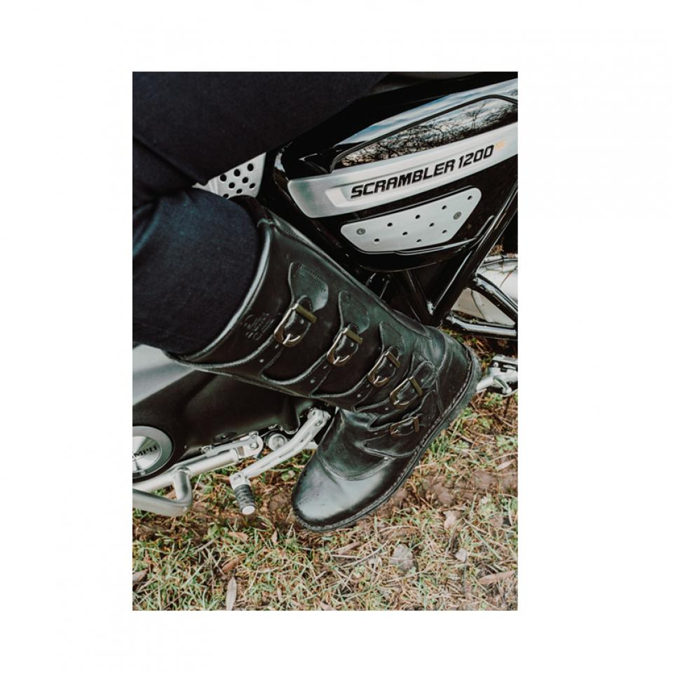 Dastra boots Five Buckles classic