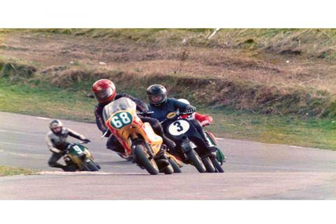 Old Lambras on track